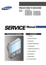SAMSUNG SP54J8HFX/VWT SP54J8HFX/NWT TV SERVICE MANUAL - $7.95