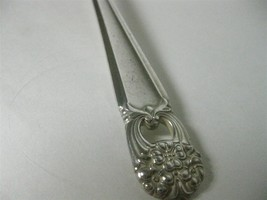 Flatware 1847 Rogers Bros Eternally Yours Pierced Tablespoon - $19.50