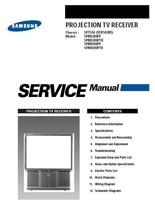 SAMSUNG SPM4388PF SPM4388PTR TV SERVICE REPAIR MANUAL - $6.39