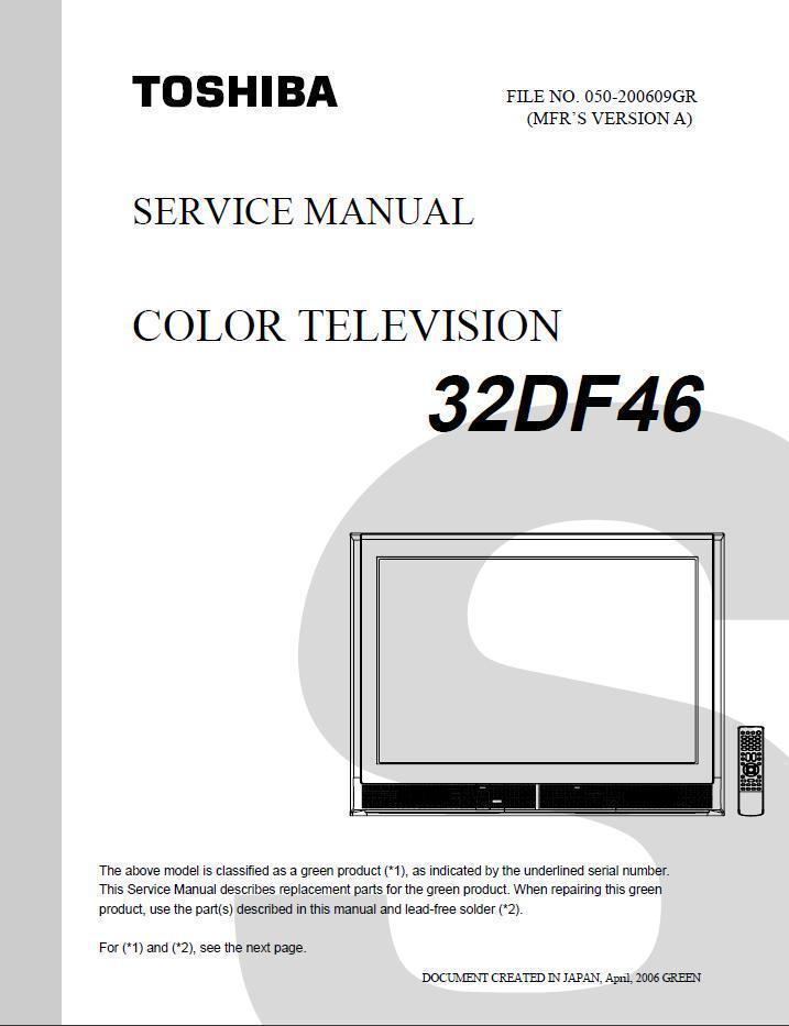 toshiba tv 90 listings rh bonanza com Toshiba LED TV Manuals Toshiba TheaterView Projection TV Manual