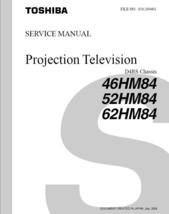 toshiba 56hm195 62hm195 72hm195 service and 20 similar items rh bonanza com Toshiba 42 DLP Back of Toshiba TV