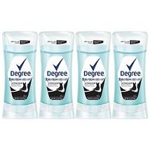 Degree UltraClear Antiperspirant Deodorant, Black + White, 2.6 oz, 4 count - $17.49