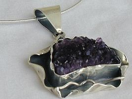 Ome amethyst c  necklace 2 thumb200