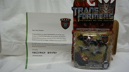 TRANSFORMERS ROTF NEST RECON RAVAGE MAIL AWAY EXCLUSIVE W/ BOX LETTER NE... - $73.50