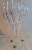 "Set Of 5 Waterford Sheridan Goblets 9"" x 2""  NEW - $9.95"