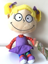 """Rugrats Nickelodeon Anjelica Pickles Plush Large 12"""" Toy. Licensed. NEW. - $18.34"""