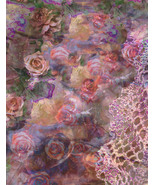 Remembrances, Scanner Created Digital Art size 11x14, lace,  - $30.00