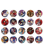 FATE / STAY NIGHT anime pin pinback button BADGE SET ( 20 badges ) - $19.00