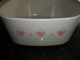 1 Corning Ware,  5 Quart Forever Yours Handled Baking Dish - $43.99