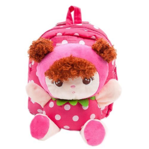 ROSE BABY GIRL Toddler Backpack Infant Lovely Knapsack Cute Baby Bag 1-4Y