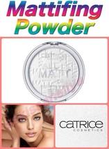 CATRICE Mattifing Powder All Matt 001 Long Lasting Vegan Shine Control 12h - $10.58