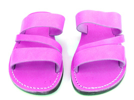 Leather Sandals for Men GREECE by SANDALIM Biblical Greek Jesus Sandals ... - $39.83 CAD+
