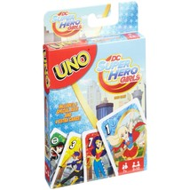 UNO DC Super Hero Girls Edition - $16.99
