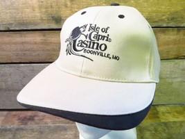 Isle Of Capri Casino Boonville MO Verstellbar Mütze Erwachsene Kappe - $2.06