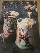 ANTHROPOLOGIE GIFTS 2015 CATALOG BRAND NEW - $9.99
