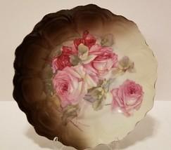 Lovely Vintage Z.S. & C. Germany German Porcelain Cabbage Rose Porcelain... - $14.55
