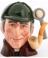 "'Royal Doulton ""The Sleuth"" Toby Jug' 1972 - $250.00"