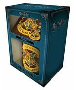 Harry Potter Rather be at Hogwarts Mug, Coaster and Keychain Gift Set - $12.47