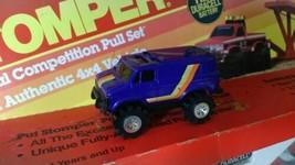 Rare Purple 1980's Chevy Schaper Stomper Hot Rod 4x4 Van - $99.00
