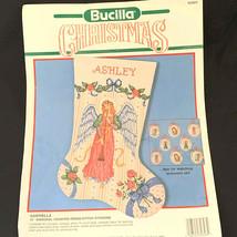 Bucilla Gabriella Cross Stitch Pattern Only 82828 - $11.88