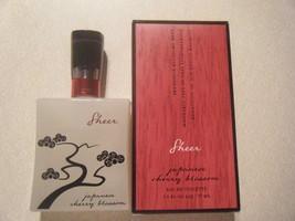 Bath & Body Works Sheer Japanese Cherry Blossom Limited Edition Eau de T... - $150.00