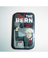 Feel The Bern Bernie Sanders Mints in Collectible Tin 2016 President Col... - €8,05 EUR