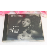 Natalie Cole Unforgettable With Love CD 22 Tracks Gently used - $12.99