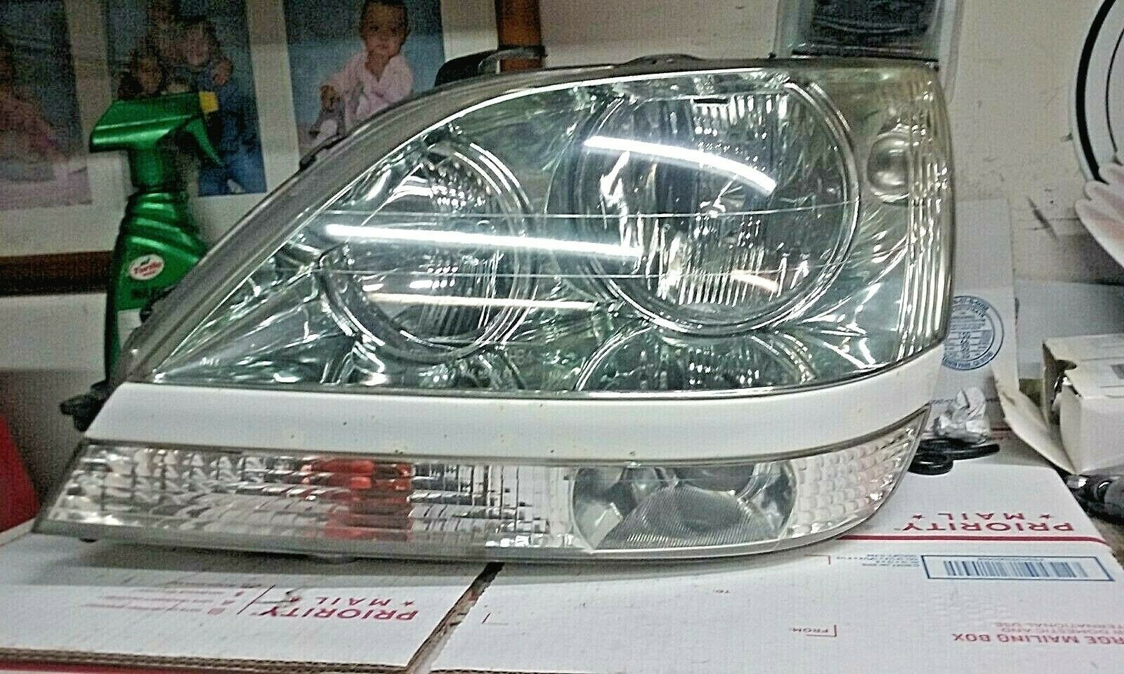 Primary image for 1999-2003 Lexus RX300 Driver LH Left Side Halogen Headlight OEM