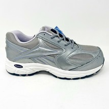 Reebok Work On Line Light Grey Oxford Womens Composite Toe Shoes RB448 - $39.95