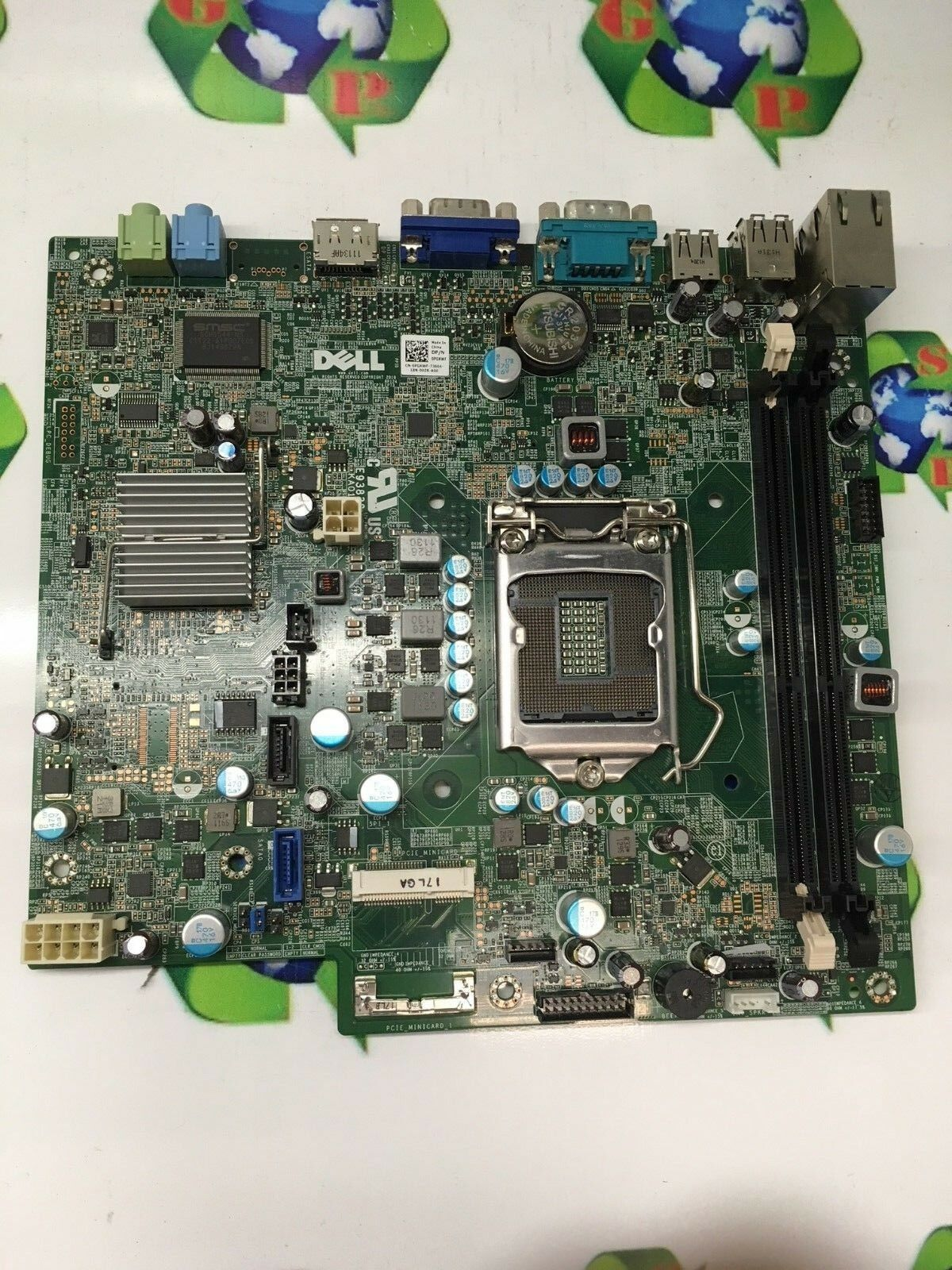 Genuine Dell D6H9T Optiplex 990 LGA 1155//Socket  DDR3 SDRAM Desktop Motherboard