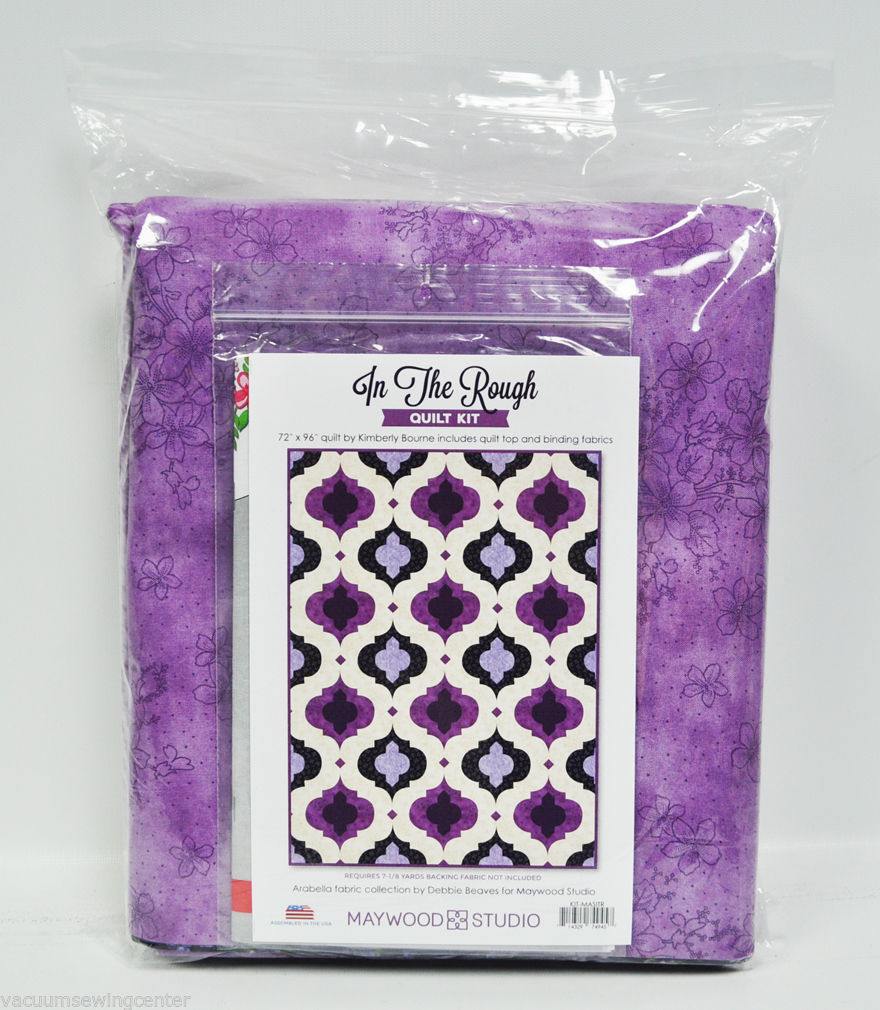 In the Rough Quilt Kit - $215.25