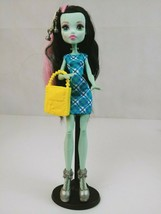 """Monster High 11"""" Doll Frankie Stein Doll Electrifying Party With Accesso... - $14.49"""