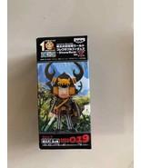 One Piece WCF World Collectible Figure Strong World Usopp Sogeking Anniv... - $136.71
