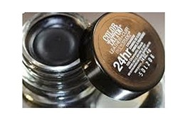 Maybelline New York Eye Studio Color Tattoo Leather 24 HR Cream Gel Eyes... - $29.39