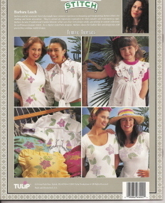 Terrific Tropicals Colorpoint Paintstitching Number 93224