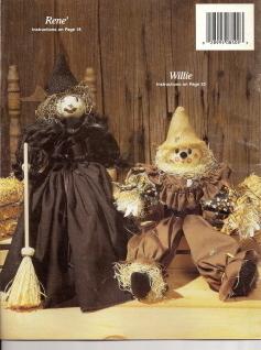 Sit Me Anywhere Dolls Eight Decorative Dolls to Make