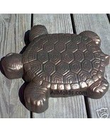 New Turtle concrete plaster cement stepping sto... - $22.00