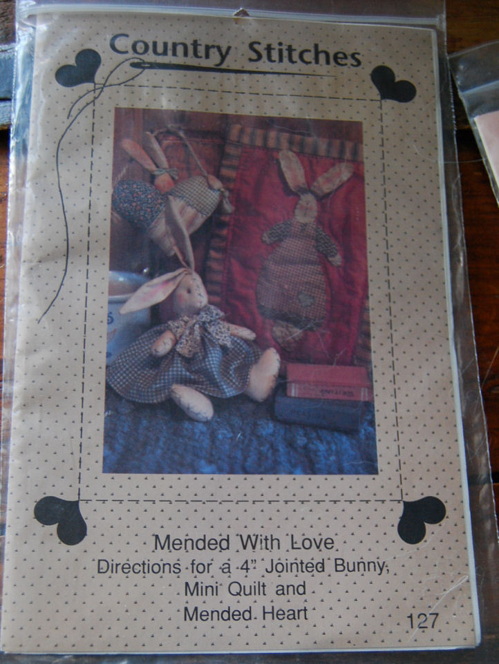 Mended with love