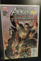 #1 of 4 The New Avengers The Transformers Marvel Comic Book D143 - $4.21
