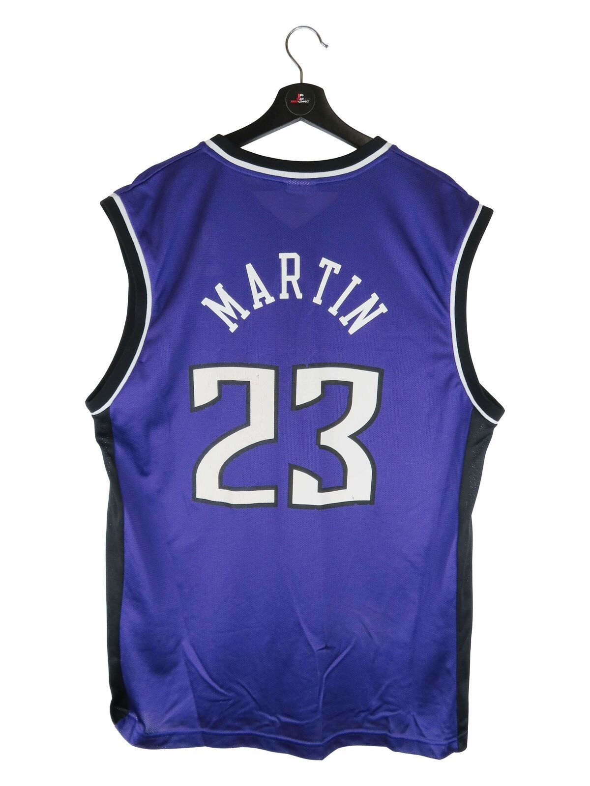 Primary image for Reebok Kevin Martin Sacramento Kings Replica NBA Jersey (Large)