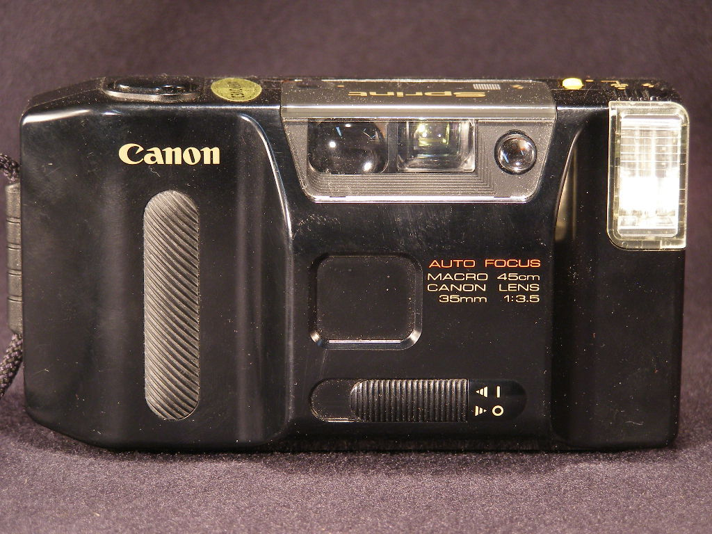 Canon Sprint Auto Focus + Macro - 35 mm Film - (sku# 1630)