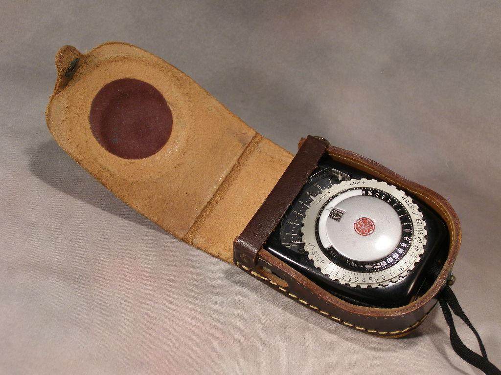 Vintage General Electric Exposure Meter - SKU#1631