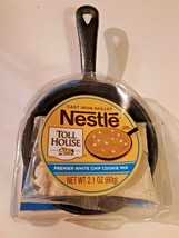 Nestle Toll House Cookie Cast Iron Skillet & Chocolate Chip Cookie Mix S... - $20.87 CAD