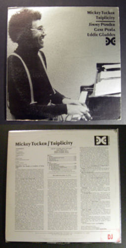 Primary image for post-bop jazz MICKEY TUCKER Triplicity 1975 XANADU LP