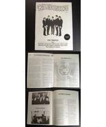 garage rock KALEIDOSCOPE zine 1986 #1 GREEN TODAY flexi - $25.99