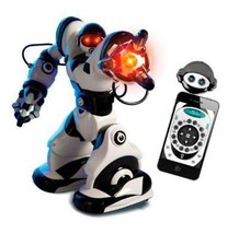 "WowWee Robosapien X 14"" Tall Designed by NASA scientist IOS Android App ... - $169.10"