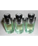 Lot 3 Jaguar Performance Mini Travel Collectible Bottle - $8.49