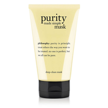 Philosophy Purity Made Simple Deep-Clean Mask 4.0 oz - $23.33