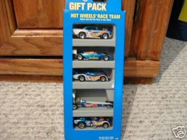 Hot Wheels Race Team 1995-96  5 Gift Set - $20.00