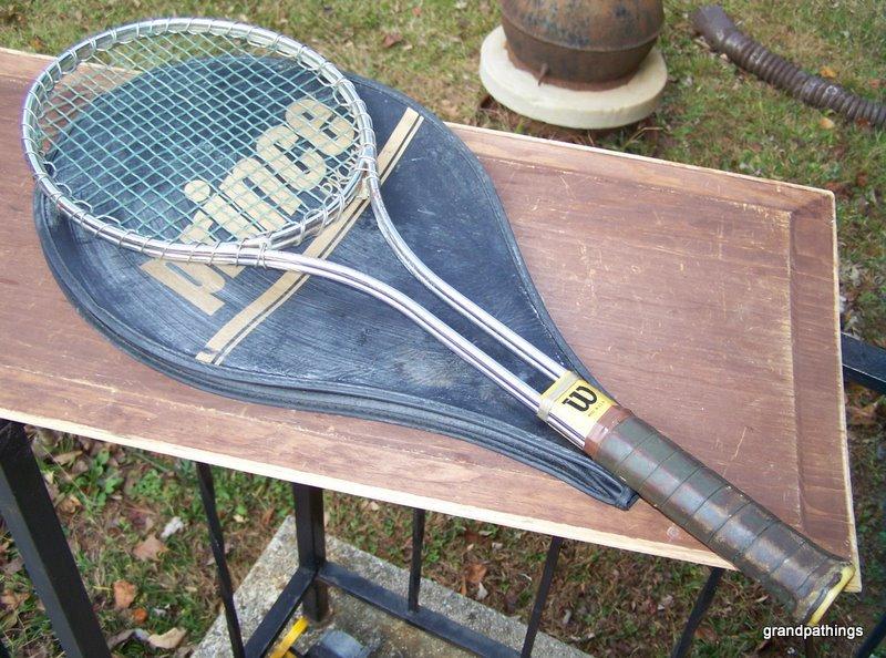 Tennis racquet 004